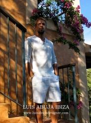 Camisa y Bermuda lino algodón